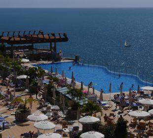 Gut besucht, aber erträglich ... Gloria Palace Amadores Thalasso & Hotel