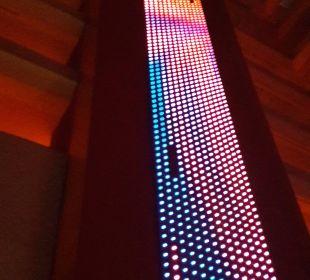 Lobby bei Nacht W Barcelona Hotel