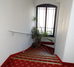 Treppe Hotel Kipping