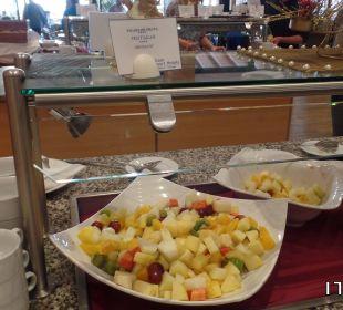 Frühstück Galo Resort Galosol