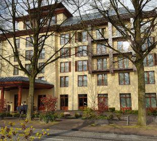 Außenansicht Lindner Park-Hotel Hagenbeck
