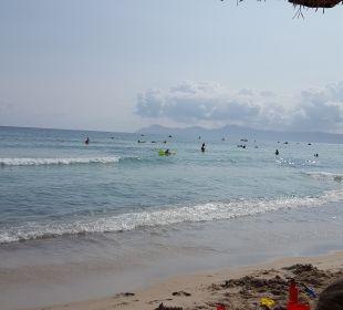 Strand allsun Hotel Eden Playa