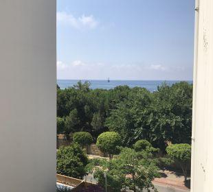 Ausblick Hotel Grand Zaman Beach