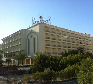 Внешний вид отеля Festival Le Jardin Resort (geschlossen)