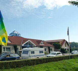Alfsee Rezeption Alfsee Ferien- und Erholungspark - Ferienhäuser