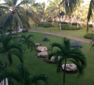 Ausblick Zimmer Dreams La Romana Resort & Spa
