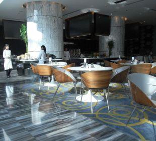 Frühstücksbüffet Hotel Le Meridien Bangkok