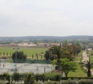 Tennisplätze Sani Beach