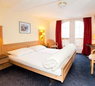 Superior Zimmer Hotel Jungfrau