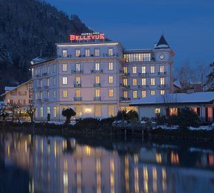 Außenansicht Hotel Bellevue