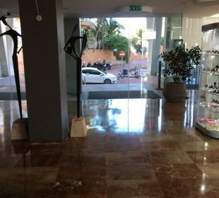 Lobby Intertur Hotel Hawaii Ibiza