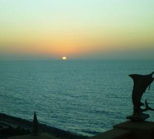Dubai-Sonnenuntergang