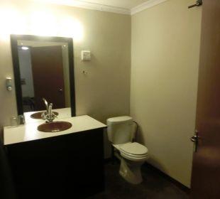 Waschbecken/Toilette Etosha Safari Camp