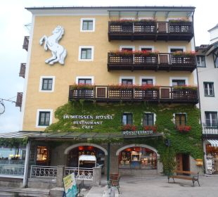 Rösslterrasse Romantik Hotel Im Weissen Rössl