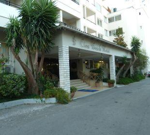Lobby Hotel Elea Beach