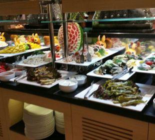 Schaut immer toll aus und schmeckt  Belek Beach Resort Hotel