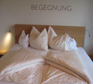 Doppelzimmer mit Seeblick Hotel Fischer am See