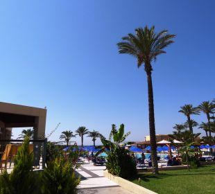 "Blick zum ""unteren"" Pool Hotel Horizon Beach Resort"