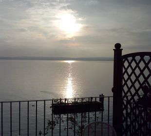Blick vom Balkon Hotel Sirmione e Promessi Sposi