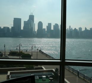 Restaurant Hotel Hyatt Regency Jersey City On The Hudson