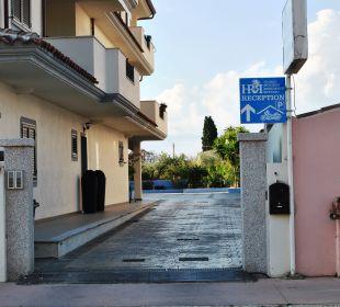 Außenansicht Holiday Residence Rifugio