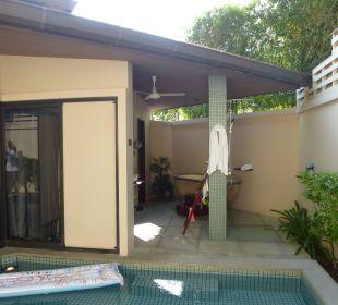 Freiluftbad Hotel Dewa Phuket