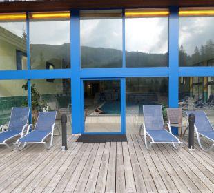 Sonnenterrasse Hotel Katschberghof