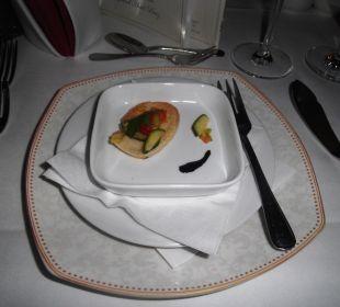 Gruß aus der Küche Grand Hotel Binz by Private Palace Hotels & Resorts