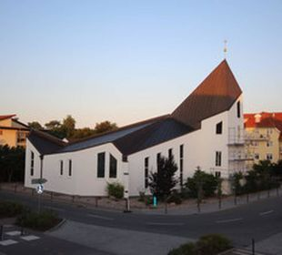 Katholische Kirche Morada Strandhotel Ostseebad Kühlungsborn