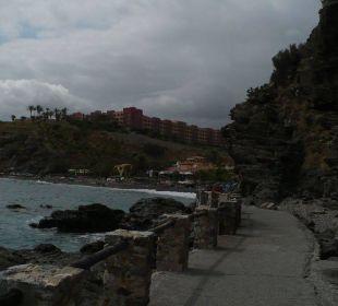Poszukiwanie nowej plaży Playacalida Spa Hotel