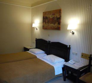 Doppelbett Hotel Fortezza