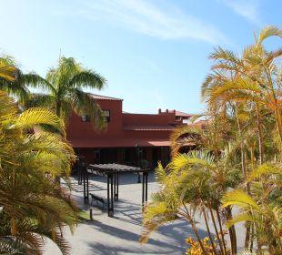 Blick auf Hauptrestaurant La Palma Princess