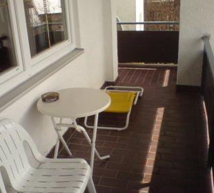 Balkon Schwandenhof Ferienwohnungen