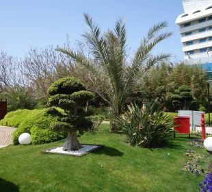 Alles schön angelegt Hotel Concorde De Luxe Resort