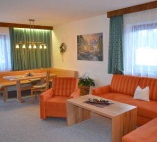 108 Wohnraum Appartementhaus Ostbacher Stern