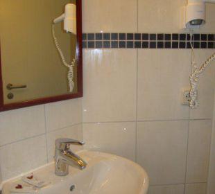Badezimmer Nr.22 Hotel Pension Bellevue
