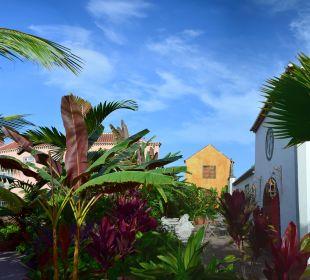 Hotelkapelle und Garten Hotel Hacienda de Abajo