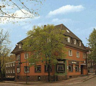 Hotel Aussenansicht Hotel Schmidt-Mönnikes