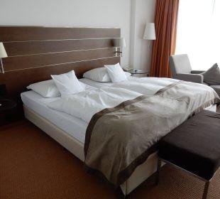 Bequeme Betten Dorint Hotel An der Kongresshalle Augsburg