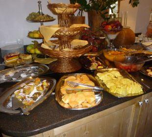 Frühstücksbuffet Wohlfühlhotel Falzeben