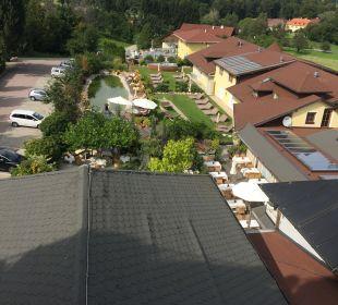 Ausblick Hotel Winzer Wellness & Kuscheln