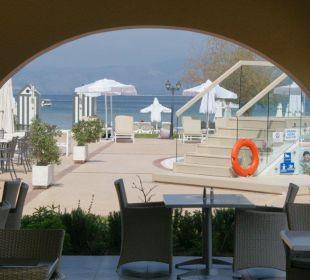 Ausblick Mayor Capo Di Corfu