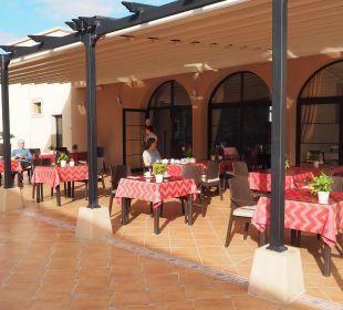 Restaurant - Terrasse - Frühstück Hotel Luz Del Mar