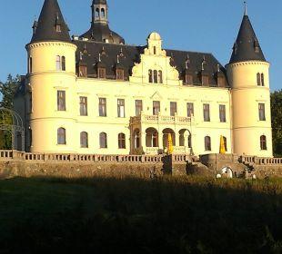 Super Wetter Schlosshotel Ralswiek