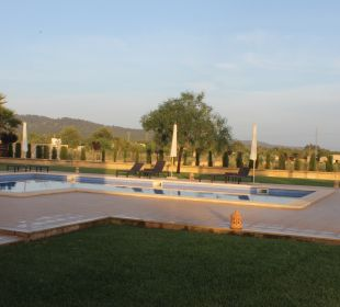 Pool Finca Sol y Vida - Agroturismo Son Sampoli