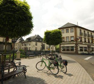 Hotel Ansicht Mosel Weinhotel Steffensberg