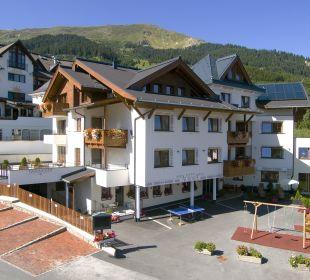 Spielplatz Hotel Apart Aurora