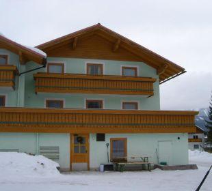 Haus von hinten Hotel Das Platzl