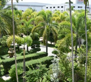 Ausblick Thai Garden Resort