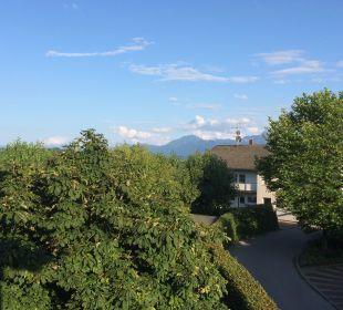 Ausblick von unserem Zimmer Hotel Neuer am See